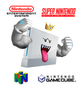 Nintendo WII mod. (Play NES, SNES, N64, and GameCube on Wii)