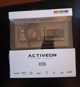 BRAND NEW - ACTIVEON DX 12MP Action Camera West Island Greater Montréal image 1