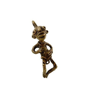African Bamoun Ancestor Keychain Tribale B10 C