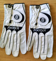 FOOTJOY Golf Gloves - Absolutely NEW