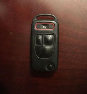Mercedes ML key fob