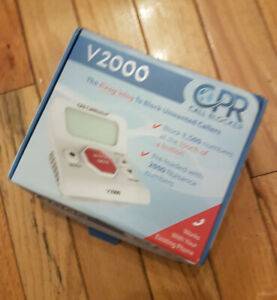 CPR V2000 Call Blocker​