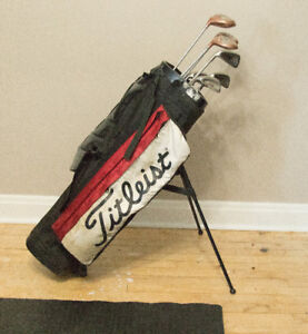 TNT Ladies golf Clubs and bag