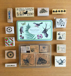 28 Rubber Stamps