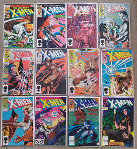 Uncanny X-men comics, X-mas Special!! (see what I did there) Oakville / Halton Region Toronto (GTA) image 1