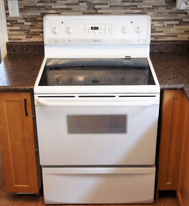 "Frigidaire 30"" Glass Top Stove (Self Cleaning)"