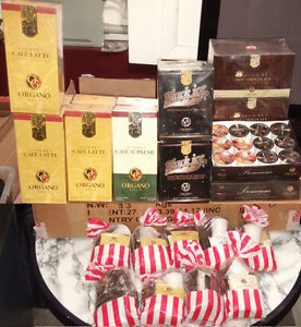 50% Off Sale: Organo Gold Latte|Tea|Pods *TRADES Available*