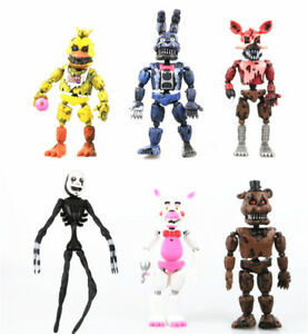 Five Nights At Freddy's 4 PVC Action Figures [23cm] *Brand New*