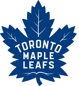 Leafs Season Tickets: 4 Centre Ice Golds