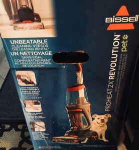 Bissell Carpet & Upholstery Deep Cleaner (Pet edition)