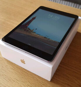 STORE SALE***IPAD MINI 2► 16GB  ►SPACE GREY ►MINT CONDITION LOOK