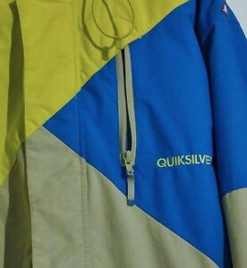"""Quiksilver"""" (mens or teens ) Winter Snowboard Jacket size med"""