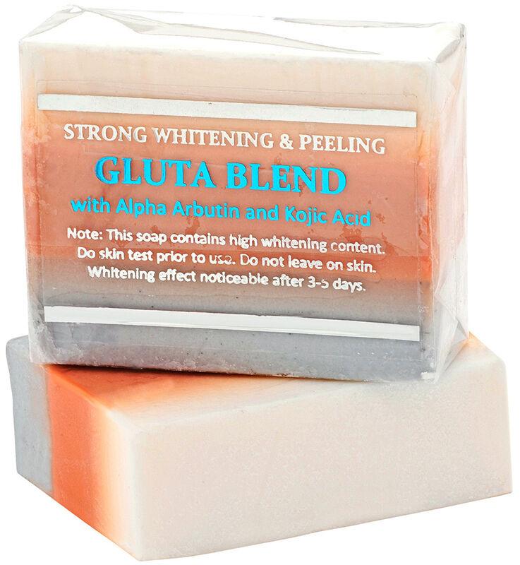 Soap lighten skin