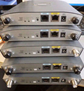 Lot of 5 Cisco Aironet AIR-AP124AG-A-K9 -