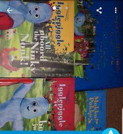 In the Night Garden book bundle