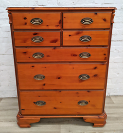 Ducal Chateau Chest Of Drawers (DELIVERY AVAILABLE)