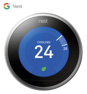Google Nest Wi-Fi Smart Learning Thermostat 3rd Generation