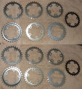 Chain rings used some new BCD 130 110 74