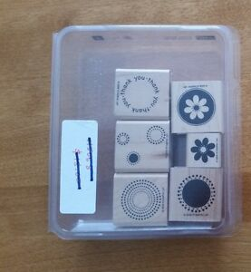 Stampin Up Seeing Spots