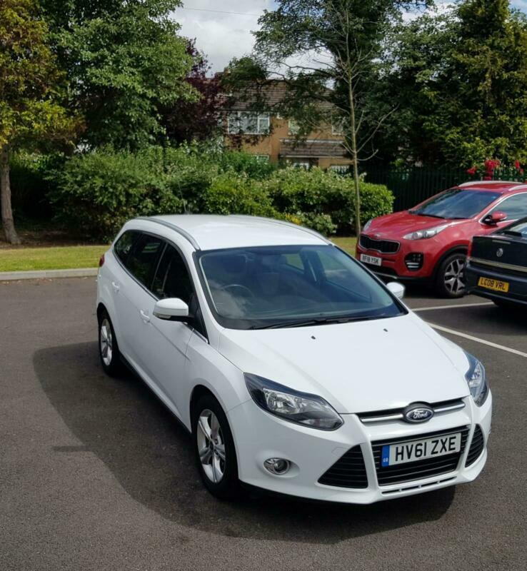 Finance* Ford Focus 1.6 L Petrol Estate TI-VCT Zetec NEW
