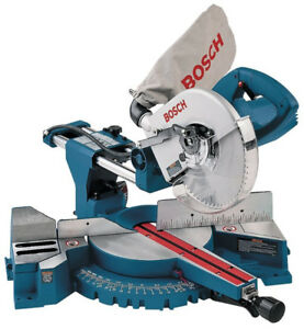 Bosch 3915 10-inch Slide Compound Miter saw
