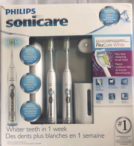 BRAND NEW PHILIIPS SONICARE FLEX CARE ELECTRIC TOOTHBRUSHES