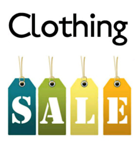 Clothing sale sizes LG to xl womens