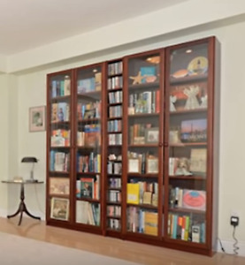 Ikea Billy bookcases for sale
