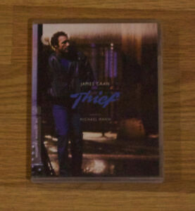 Thief Michael Mann Criterion Collection Blu-ray