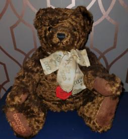 Collectable Hermann Mohair uk 2000 Teddy bear