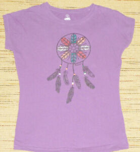 ROOTS - Girls Size 11-12 Extra Large Short Sleeve Tee
