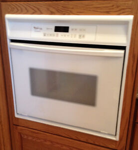 """31"""" Whirlpool Gold Wall Oven"""