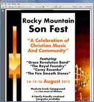 SON FEST 2015 - Hinton, Alberta - August 14-16