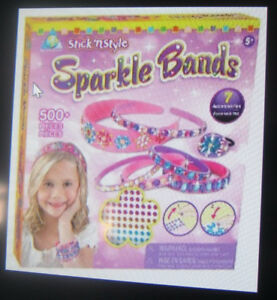 New Sparkle Bands Kit