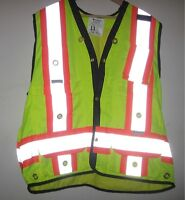 Safety Vest with Multi Pockets