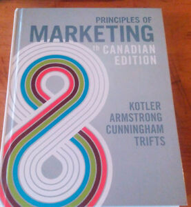 Principles of Marketing: Eighth Canadian Edition