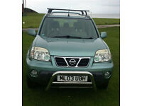 Nissan X-Trail 2.0 Sport PX Swap Anything considered