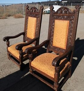 Historical Prince Edward Hotel Furniture Pieces