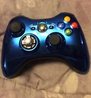 XBox 360 Special Edition Chrome Series Wireless Controller