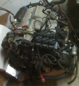 GM 3800 Supercharged Engine w/ Transmission + T5 Borg Warner