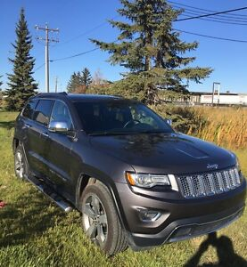 2014 Jeep Grand Cherokee limited - Leather/Nav/Sunroof/Warranty