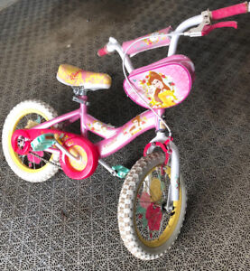 Girls kids bike - 14""