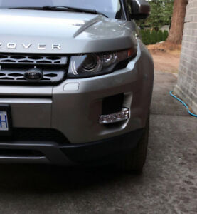 range rover evoque with extended  5 star warrany for sale!