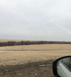 15 acre acreage with view of river