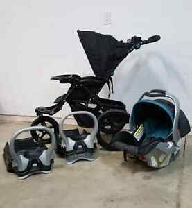 Baby Trend Travel System- Excellent condition!