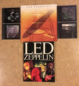 Led Zeppelin 4 CD Boxed Set 1 + Bonus Visual Documentary