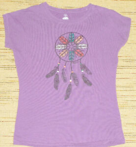 ROOTS - Girls Short Sleeve Tee in Size Extra Large 11/12
