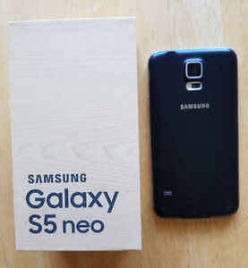Samsung Galaxy S5 NEO  **UNLOCKED **