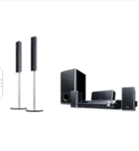 Sony S-Master Digital Amplifier CD/DVD Home Theater System