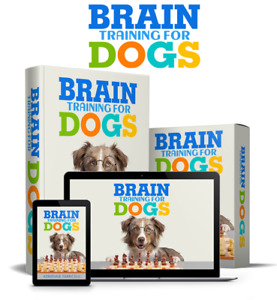 Brain Training For Dogs - Unique Dog Training Course!
